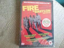Fire In Babylon (DVD, 2012) new freepost