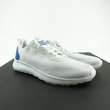 Adidas Men's Running Shoes Element Race Sneakers Size 13 White Blue DB1457