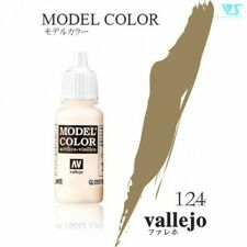VOLKS Vallejo 70819 124:MODEL COLOR 819 17ml IRAQUI SAND Hobby Figure Doll Paint