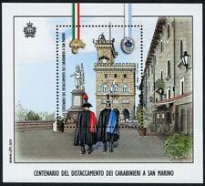 SAN MARINO 2021: Distaccamento Carabinieri a San Marino