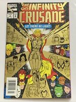 The Infinity Crusade #1, Gold Foil Variant Marvel Comics
