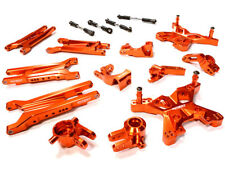 Integy Aluminum Billet Machined Suspension Kit for Traxxas 1/10 Slash 4X4
