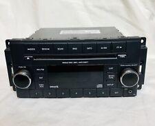 Chrysler Dodge Jeep OEM CD Radio Mp3 Unit Console Stereo P05091164AA