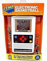 NEW! Basketball Electronic Handheld Game With Sound Effects