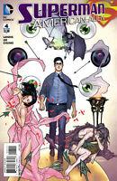 SUPERMAN AMERICAN ALIEN #4 DC COMICS NM