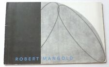 Robert Mangold - Zone paintings    1997 ART EXHIBITION CATALOGUE