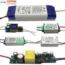 2pcs LED Power Supply 600mA Lamp Driver 3W 6W 9W 12W 15W 18W 30W 40W 50W 60W