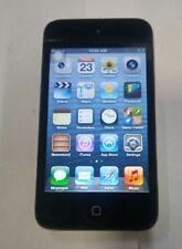 Apple iPod Touch 4th Gen. (A1367) Black 8GB - READ BELOW