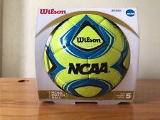 257f63665e Wilson Forte NCAA Fifa Oficial Match pelota de fútbol Talla 5