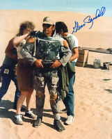 GLENN RANDALL JR. SIGNED 8x10 PHOTO STUNT COORDINATOR STAR WARS BECKETT BAS
