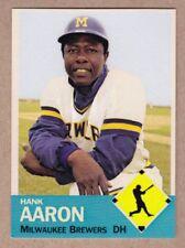 Hank Aaron '76 Milwaukee Brewers, his final season, MC Diamond Collection #2