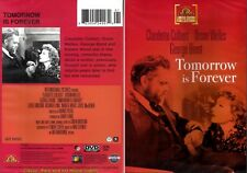 Tomorrow Is Forever ~ New DVD ~ Orson Welles, Claudette Colbert (1945)