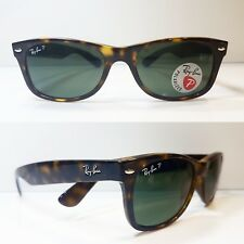 Sunglasses Occhiali da sole Ray-ban RB 2132 Wayfarer 902/58 XLarge Polarized