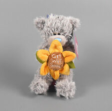 "ME TO YOU 9"" Gray Tatty Teddy Bear Get Well Sunflower Douglas Cuddle Toys"
