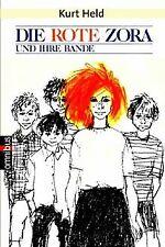 Die rote Zora. und ihre Bande von Held, Kurt, Kläbe... | Buch | Zustand sehr gut