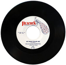 "WILLIE MAE THORNTON With JOHNNY OTIS' BAND  ""MY MAN CALLED ME""  R&B    LISTEN!"