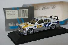 Minichamps 1/43 - Mercedes 190 E Evo 2 AMG JET Nº17