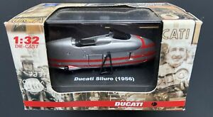 NewRay Ducati Siluro 1956 1:32 die cast model motorcycle BNIB