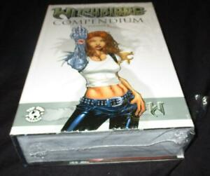 WITCHBLADE COMPENDIUM VOLUME 2 HARDCOVER HC TOP COW SEALED #51-100 OOP