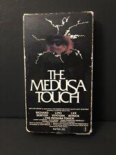 The Medusa Touch VHS 1978 Magnetic Video Richard Burton Thriller
