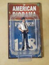 American Diorama 23993 Figur Hollandischer Polizist Niederlande / Dutch Police .