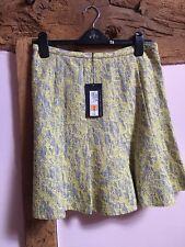 Marks & Spencer Tweed Mini Skirt Size 10 BNWT
