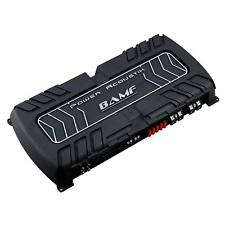 Power Acoustik BAMF1-8000D 8000 Watts Monoblock Class D Car Subwoofer Amplifier