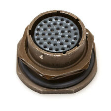 ITT Cannon KPT07A20-41S Jam Nut Receptacle 41-pin