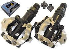 Shimano pedal click Pd-m520 negro
