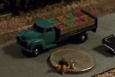 PRODUCE Loaded Farm Truck N Scale Vehicles