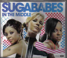 Sugababes-In The Middle cd maxi single incl video