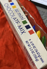 SEALED RITTER SPORT Mini Chocolate Mix (9 Bars) 150g 5.3oz Best By Oct 20 German