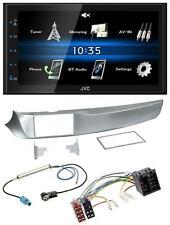 JVC 2din Bluetooth mp3 aux USB autoradio para alfa Giulietta 05/2010-10/2013 silb