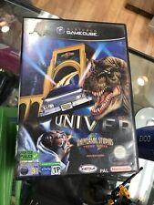 Universal Studios: Theme Park Adventure Gamecube