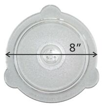 Cuchina Safe Vented Glass lid for microwave steaming,reheating & covering bowls