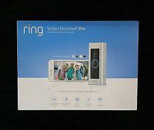 """""""Look"""" Ring Video Doorbell Pro Hardwire Video Doorbell Open Box K"""