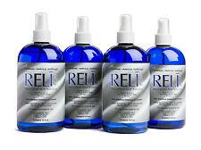 RELI NANO SILVER AG+ SOLUTION, 57 PPM, 4 - 16 oz bottles