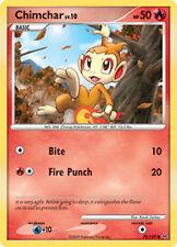 Chimchar Common Pokemon Card Pt1 Platinum 70/127