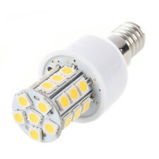 E14 5W Lampada Faretto 27 LED SMD5050 AC 220V Bianco Caldo Casa I2H3 G7L5