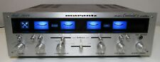 MARANTZ 2440 STEREO QUAD 4 CHANNEL INTEGRATED AMPLIFIER FULLY RECAPPED + LEDS
