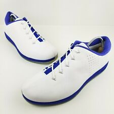 Converse Mens Possibly made for Dwayne Wade 3hree Blue White Low Sneakers Sz 14