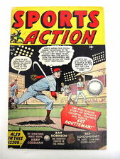 Sports Action 4 vg  Weiss; Marvel