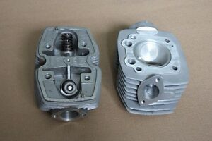 Cylinder heads L&R with valves assy for URAL 750cc.(NEW)