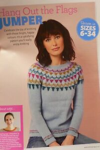 Colourwork Yoke Sweater Knitting Pattern