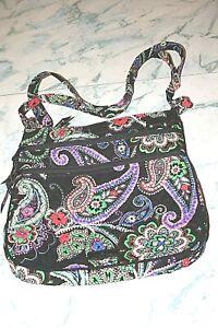 Vera Bradley Cross Shoulder Handbag Retired Pattern