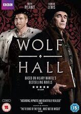 Wolf Hall [DVD] [2015] [DVD][Region 2]