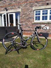 New listing FELT Black Carbon B12 54cm  Time Trial, Triathlon, Duathlon Bike