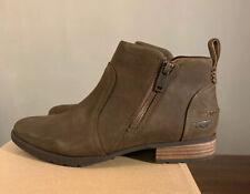 UGG Womens Aureo II PINEWOOD Zip Up Ankle Boots 1105865 SIZE 7.5 Waterproof NEW