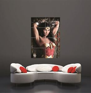 Wonder Woman Sexy Giant Poster Print Picture