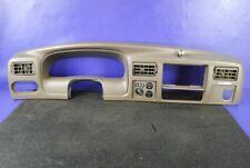 99-04 Ford Excursion F-250 Super Duty Dash Bezel Speedometer Trim Panel Brown